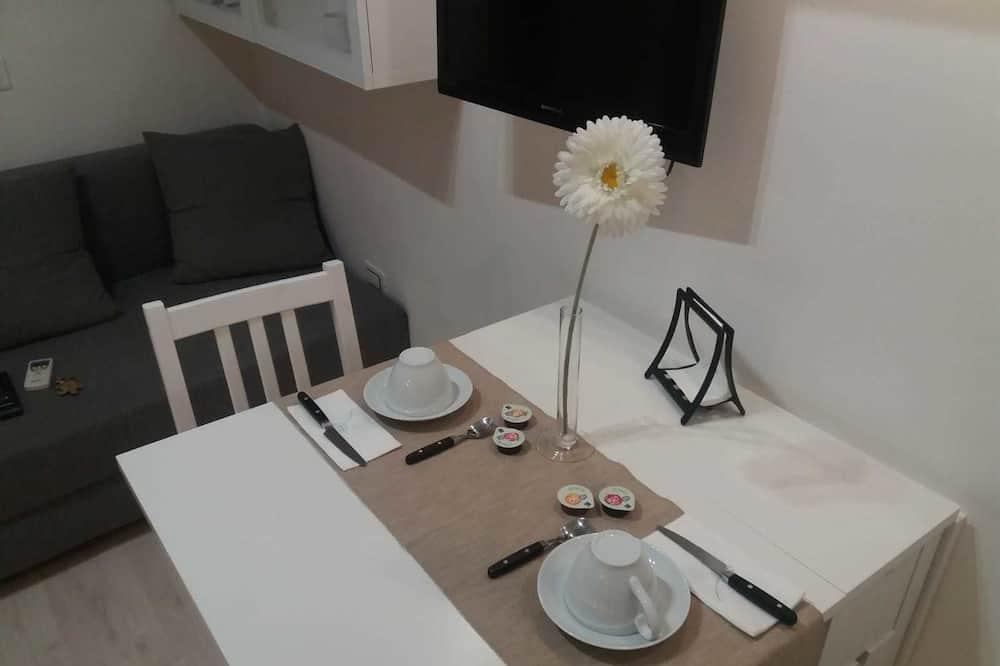 Comfort Ev, 1 Yatak Odası - Oturma Odası