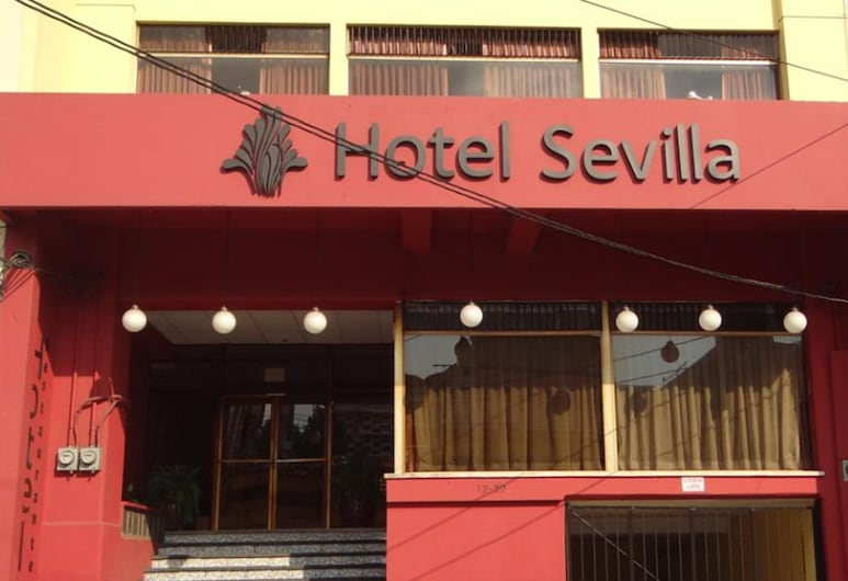 Hotel Sevilla, Guatemala City