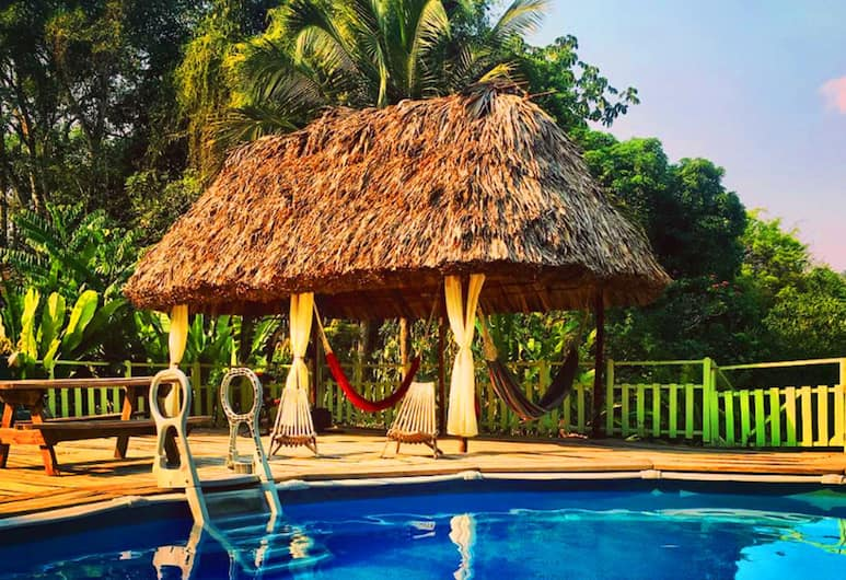 The Maya Mountain Lodge, San Ignacio, BBQ/Picnic Area