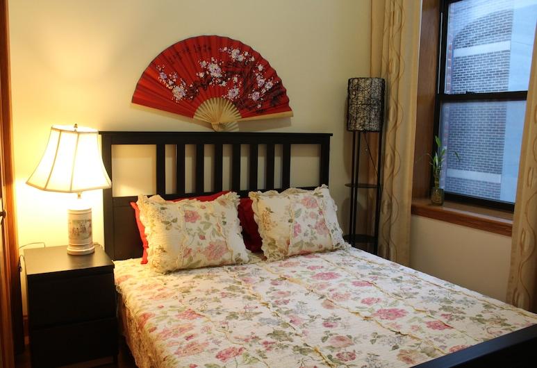 Fairmount Guest House/Center City/Convention Ctr/Chinatown, Φιλαντέλφια, Δίκλινο Δωμάτιο (Double), Κοινόχρηστο Μπάνιο (1), Δωμάτιο επισκεπτών