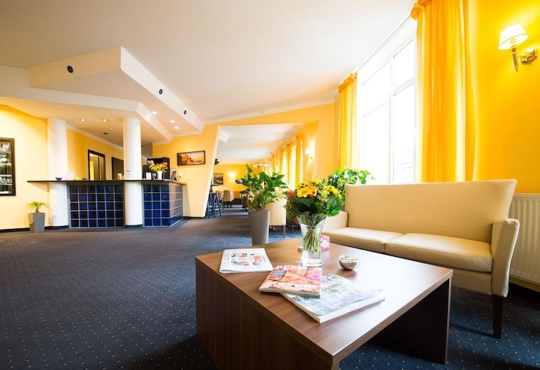 Hotel Mirage, Duisburg, Lobby