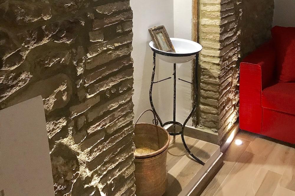 Exclusive-sviitti, 1 makuuhuone (1° Floor) - Oleskelualue