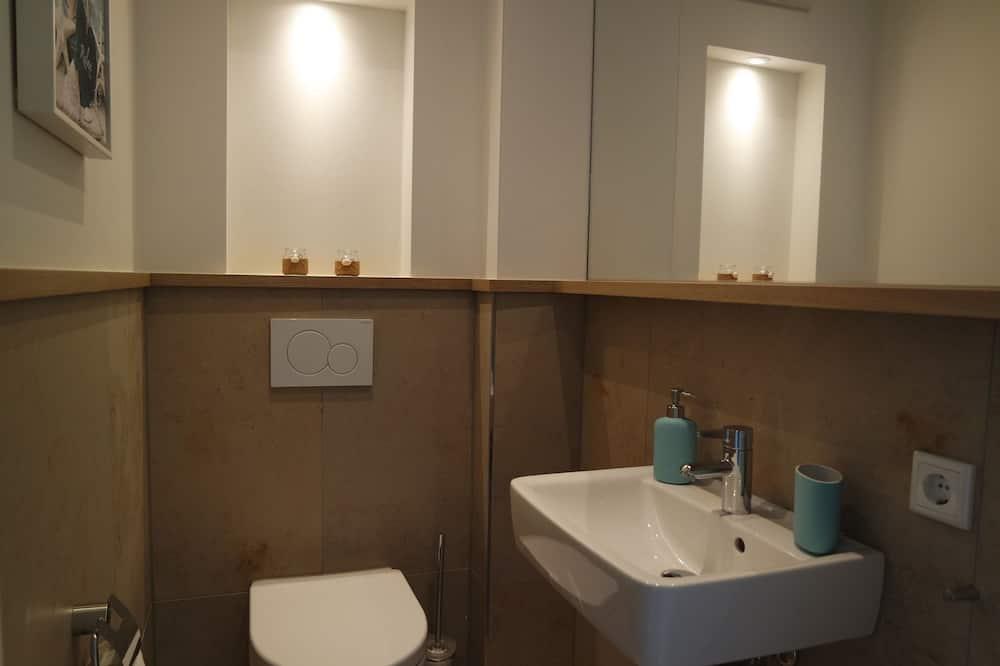 Apartment, Mehrere Betten, Nichtraucher (inkl. 110€ Reinigungs- und 12€ Bearbeitungsgebühr) - Wohnbereich