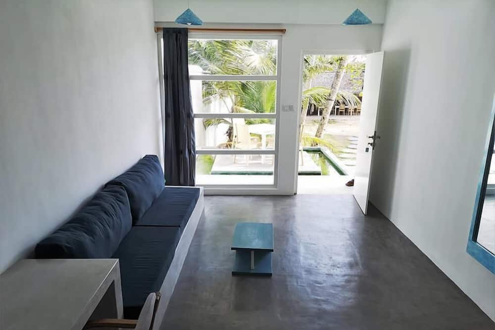 Suite  - Khu phòng khách