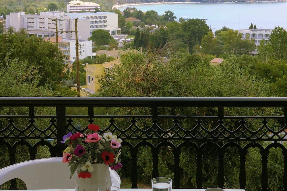 Dzīvokļnumurs, skats uz jūru - Balkons
