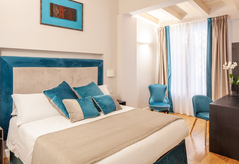 Residenza Palline, Rome, Apartment, Guest Room