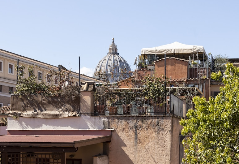 Residenza Palline, Rome, City view from property