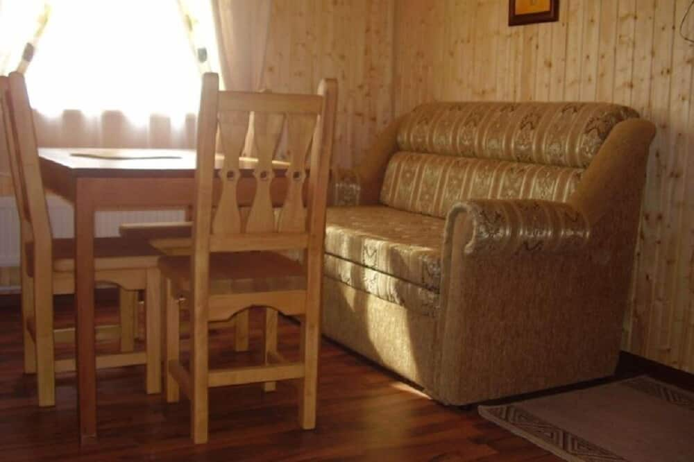 Standaard cottage (2 people) - Woonruimte