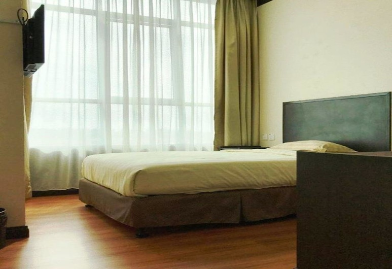 NSEY Hotel & Apartments, Kuala Belait, Basic Single Room, 1 Single Bed, Non Smoking, Guest Room