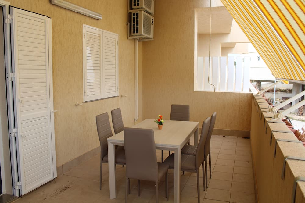 Apartmán typu Comfort, viacero postelí - Balkón