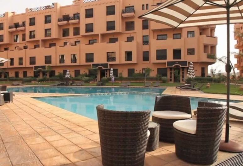 帕爾默拉村莊舒適頂級公寓飯店, Marrakech