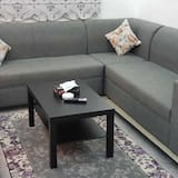 شقة ديلوكس - غرفتا نوم - الغرفة