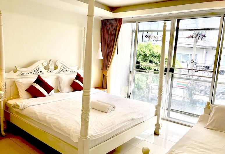39 リビング, バンコク, アパートメント 1 ベッドルーム (304), 部屋