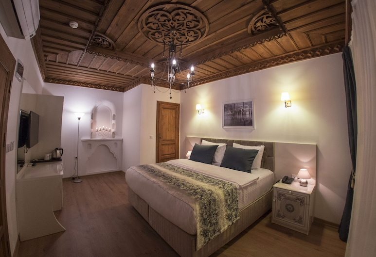 Bayezid Han Konak - Adults Only , Amasya, Standard Double Room, 1 Double Bed, Guest Room