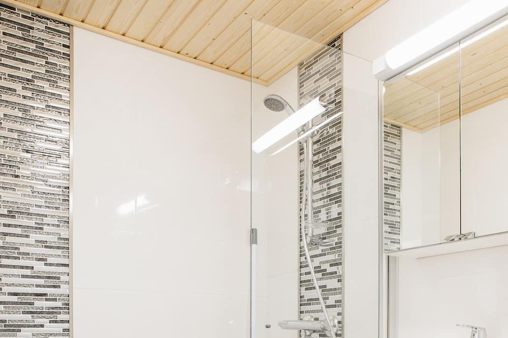 Elite-Studio, 1King-Bett, Kochnische - Badezimmer