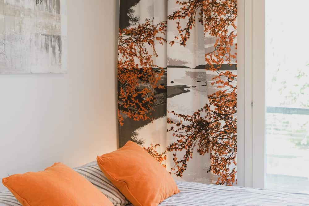 Elite-Studio, 1King-Bett, Kochnische - Zimmer