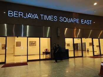 Picture of KL Empire Suites at Times Square KL in Kuala Lumpur