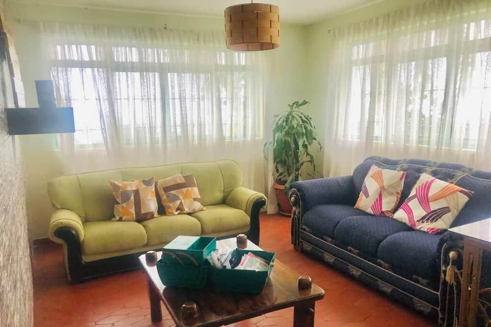 Chalet familiar - Sala de estar