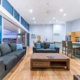 Розкішні апартаменти, багатомісний номер, для некурців - Житлова площа