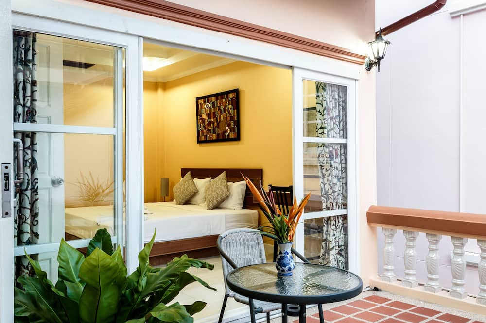 4 Bedrooms Villa with Private Pool - Balkon