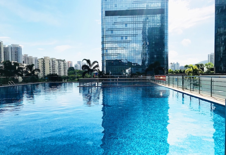 Jinzhonghuan Serviced Apartment(Shenzhen Xinhao E Du Branch), Shenzhen, Basen