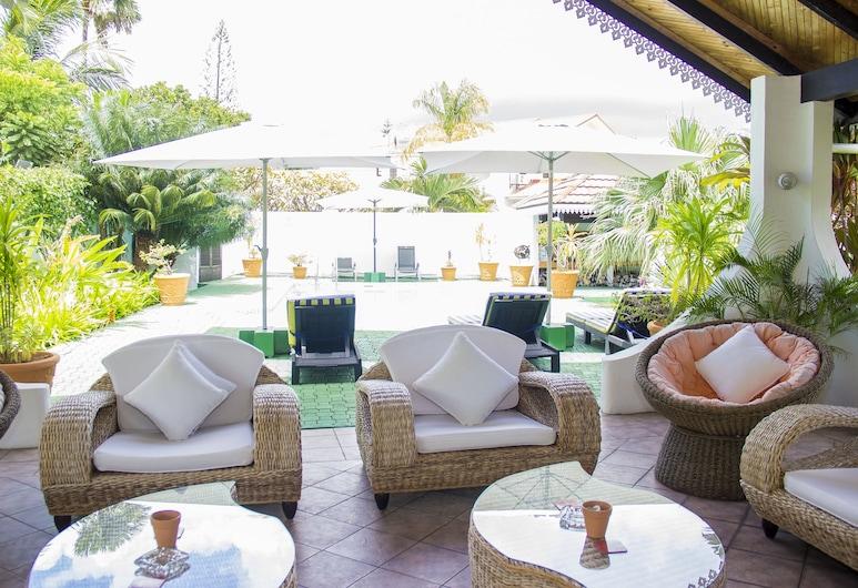 Villa Cabllero Luxury Villa, Mahé, Terraza o patio