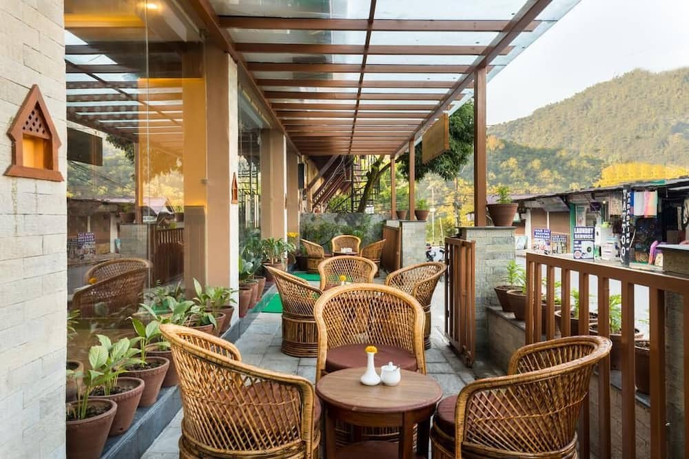 Obiekty restauracyjne na zewnątrz