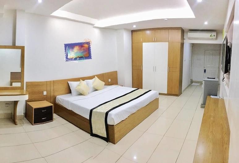 西貢 S 飯店 - 青年旅舍, 胡志明市, 客房 (King), 客房