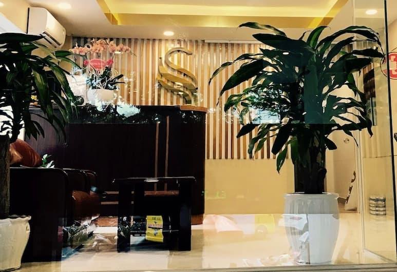 The S Hotel Saigon - Hostel, Hočiminovo mesto