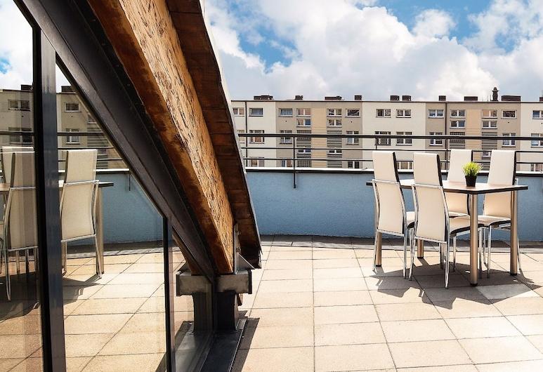 城市公寓酒店, 茲傑辛, 開放式客房, 露台, 陽台
