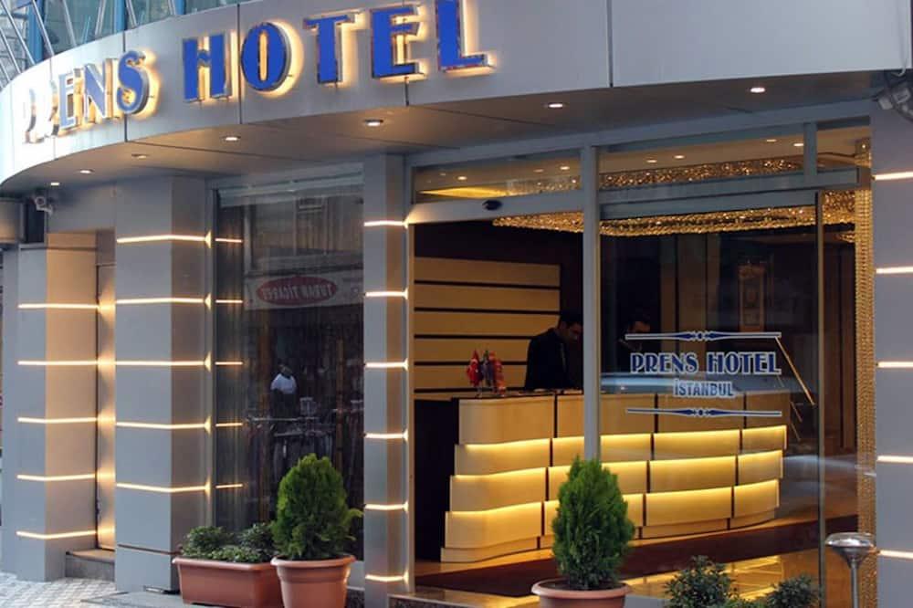 Pročelje hotela