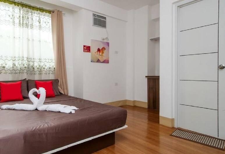 ซูลิท ดอร์มิเทล แอนด์ บัดเจ็ตโฮเทล, ซานฮวน, ห้องซูพีเรียดับเบิล, เตียงใหญ่ 1 เตียง, ห้องพัก
