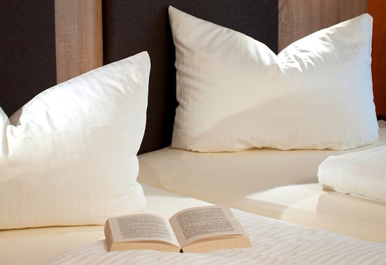 Stadthotel Pfeffermuhle, Gengenbach, Comfort Double Room, Guest Room