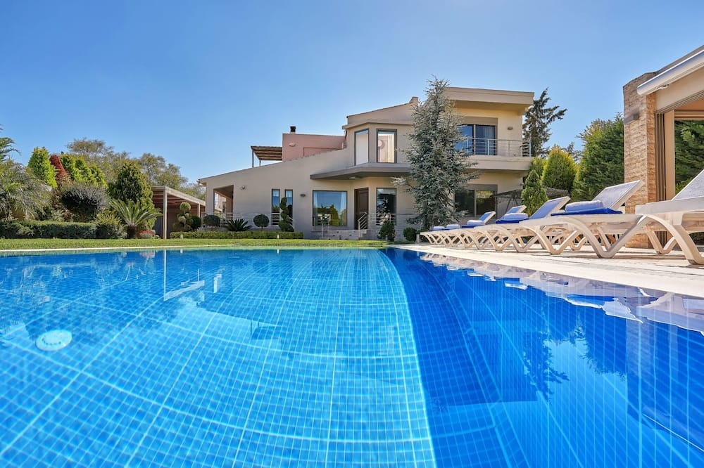 Villa - 3 soveværelser - privat pool - Privat pool