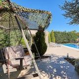 Villa - 3 soveværelser - privat pool - Terrasse/patio