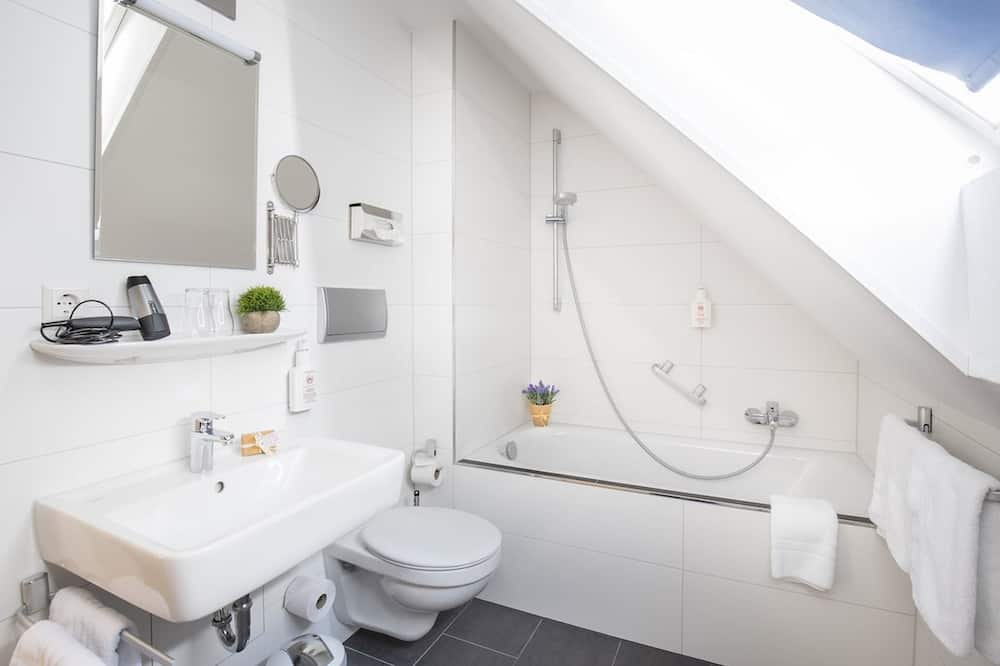 Comfort appartement - Badkamer