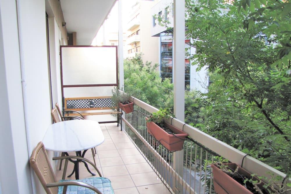 Appartamento, 3 camere da letto (No 6) - Balcone