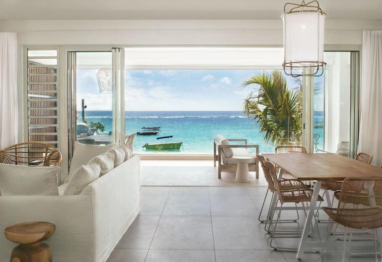 地平線假日歐比奇斯酒店, 特魯奧克斯, 標準頂層客房, 客廳