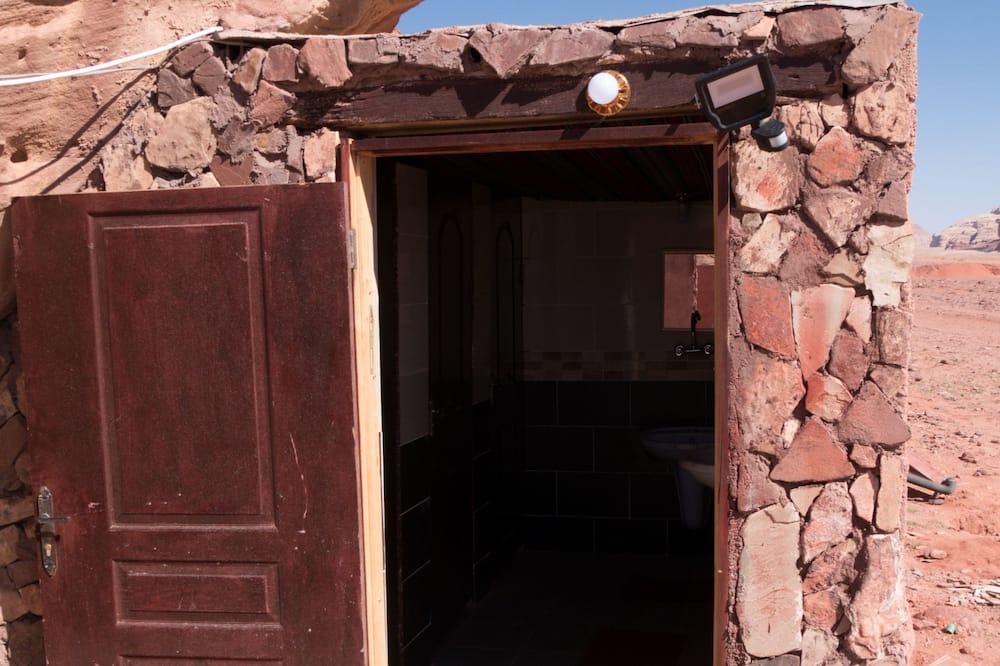 ห้องทวิน - สิ่งอำนวยความสะดวกในห้องน้ำ