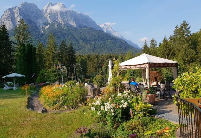 Alpenchalet Zum-Jeremia, Grainau, Jardin