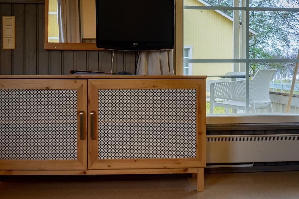 Kabin Basic, 1 kamar tidur - Area Keluarga