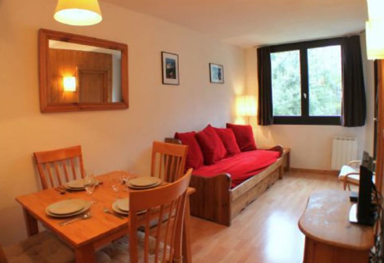 Apartment Chamois Blanc 2B, שאמוני-מון-בלאן
