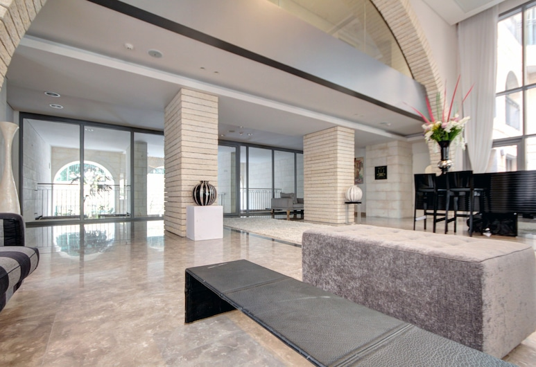 Kook 7 Apartment - Isrentals, Jerúsalem, Comfort-íbúð - 2 svefnherbergi, Herbergi