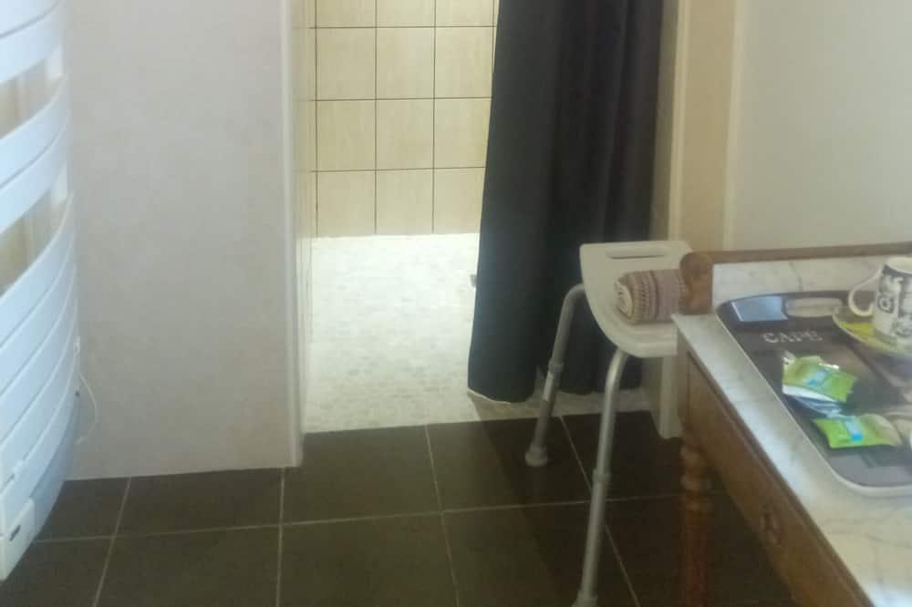 Dreibettzimmer (Paddock) - Badezimmer