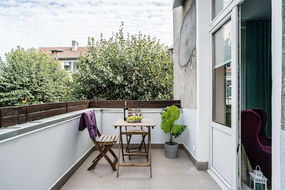 套房, 陽台 (Malaga 1) - 陽台