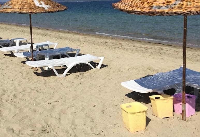Mola Camping, Canakkale, Bãi biển