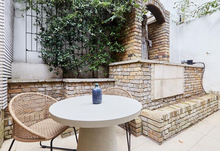 Sonder - Knightbridge, London, Premier-Suite, 4Schlafzimmer, Terrasse, Balkon