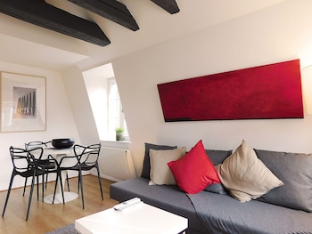 Strazburg bölgesindeki Hyper Centre Cosy Duplex des Tonneliers resmi