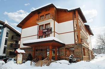 Foto van Pirina Club Family Hotel in Bansko