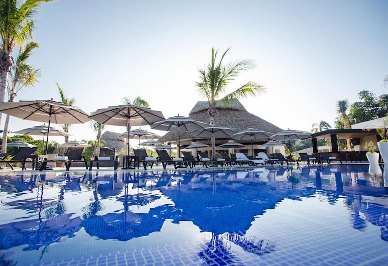 Marival Distinct Luxury Residences Todo Incluido, Nuevo Vallarta, Nekonečný bazén